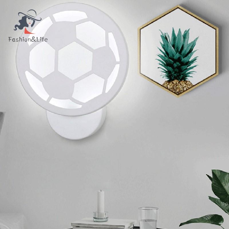 Đèn Led Gắn Tường Hình Chiếc Lá Bằng Acrylic Thiết Kế Đơn Giản