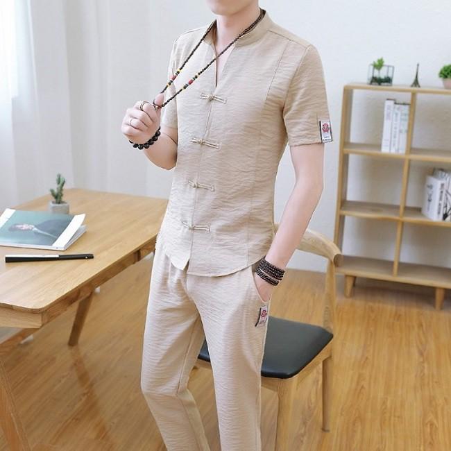 ( HOT sale) BCT Bộ đũi nam đẹp phong cách Hàn quốc!