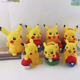 Ống Đựng Tiền Tiết Kiệm Hình Pikachu Đáng Yêu