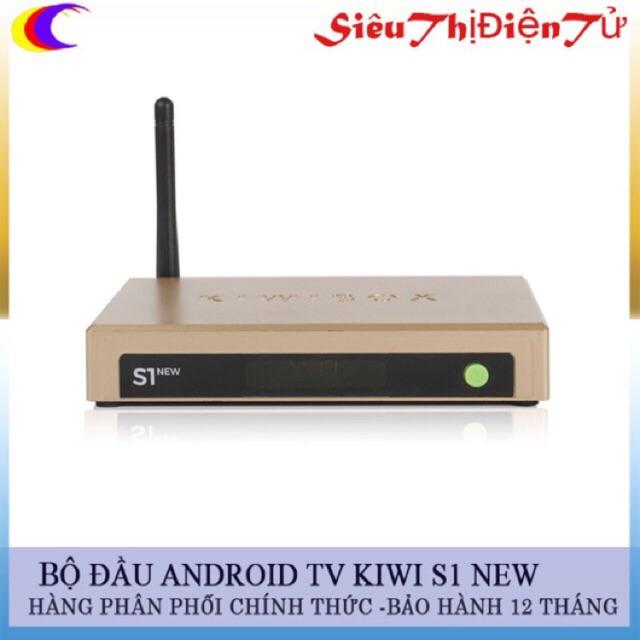 Android tv box kiwi s1 New phiên bản mới