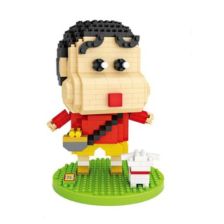 Đồ chơi trẻ em lắp ráp nhân vật Cậu bé Bút chì Shin LOZ 9203