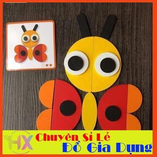 [GIÁ HỦY DIỆT] Bộ Montessori Fun Board cho bé   Toàn Quốc