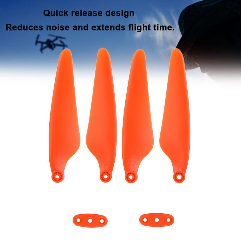 Caoyuanstore Quick Release Airscrew Propellers Wing Parts Fit for Hubsan Zino H117S Spare Parts