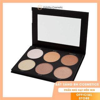 Bắt sáng BH Cosmetics Spotlight highlighttt 6 Color Palette