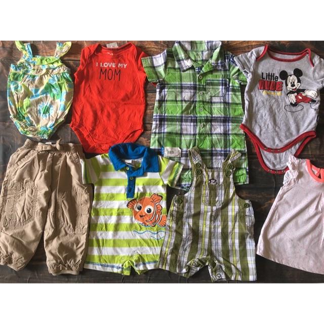 Sét quần áo bé trai