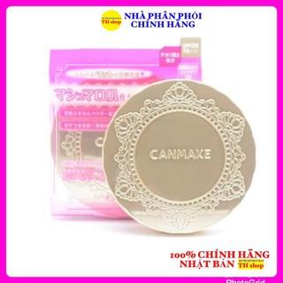 Phấn Phủ Canmake Kiềm Dầu Nhật Bản MO MB ML Marshmallow Finish Powder Mỏng Mịn Che Lỗ Chân Lông Lâu Trôi Bền Màu Cả Ngày thumbnail