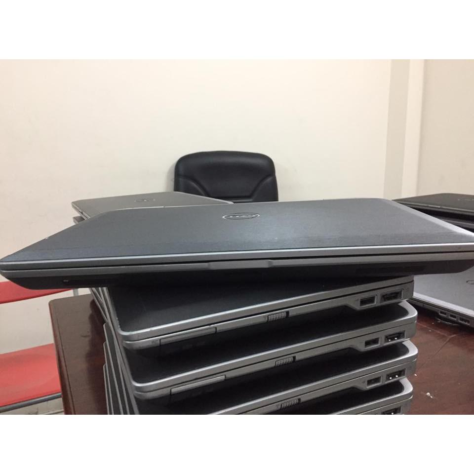 Laptop cũ dell latitude E6320 i5 ram 4gb hdd 320gb  hàng thanh lý quân đội mỹ