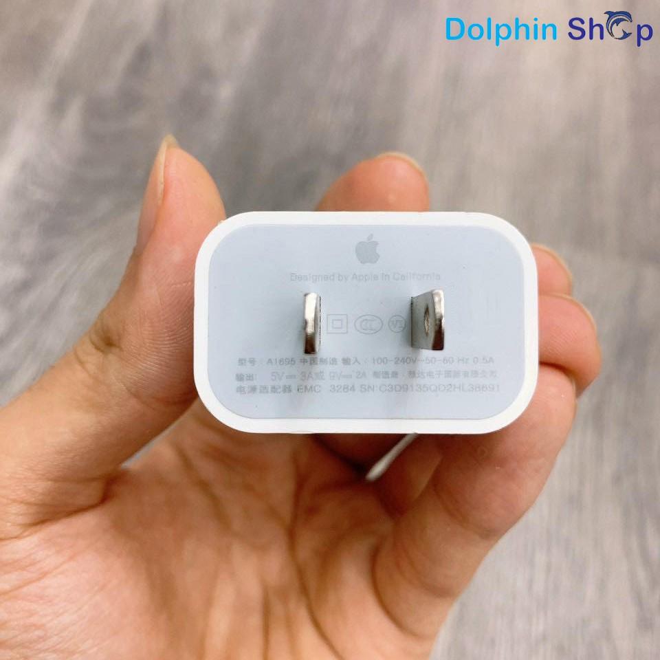 Bộ Củ Sạc Nhanh 18W/ 20W Dành Cho Iphone 11, Iphone 11 Pro, Iphone 11 Promax - Cốc Sạc 18w/ 20w Đầu Ra Usb C Cho IP 11