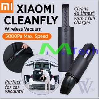 Máy hút bụi mini cầm tay Xiaomi Cleanfly Coclean và Xiaomi Zhunzao Z1, Z1 Pro nhỏ gọn, công suất lớn, thiết kế đẹp