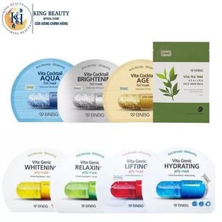 Mặt nạ dưỡng ẩm, cung cấp dưỡng chất, chống lão hóa BNBG Mask 30ml