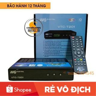 Đầu thu truyền hình VTC T201