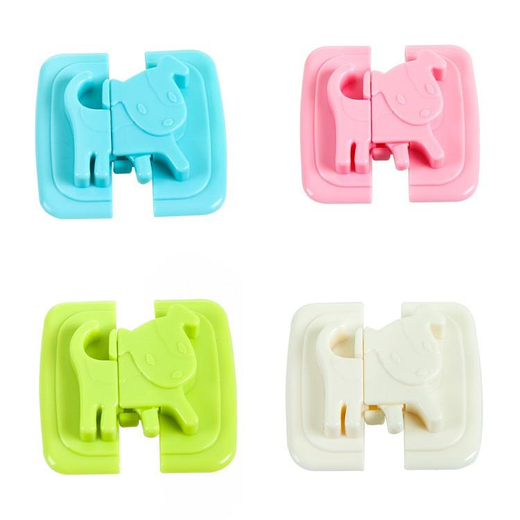 Khóa an toàn đa chức năng dành cho ngăn kéo tủ lạnh khóa cửa tủ bảo vệ em bé