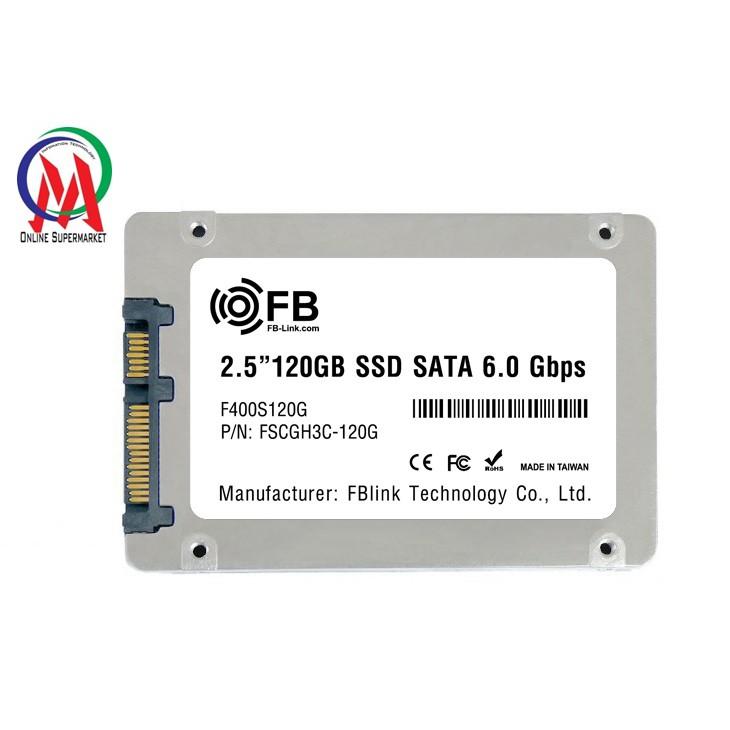 SSD 120GB FB-LINK HM300 Chính Hãng