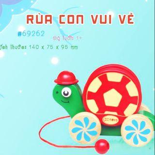 Rùa con vui vẻ winwintoys – 69262