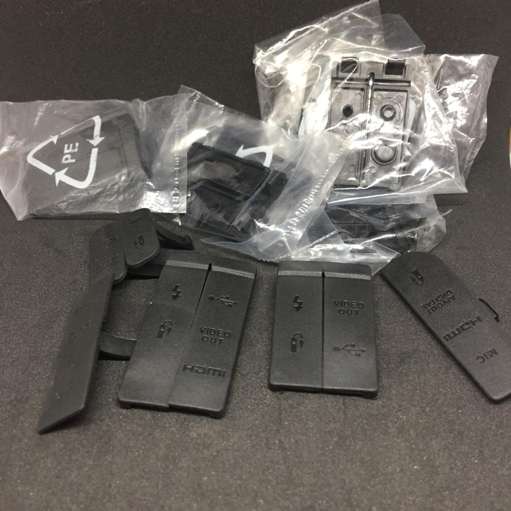 Cao su cổng USB thay thế cho máy ảnh Canon 550D,600D,700D,5D,60D,7D,6D,5DmarkII, 5DmarkIII