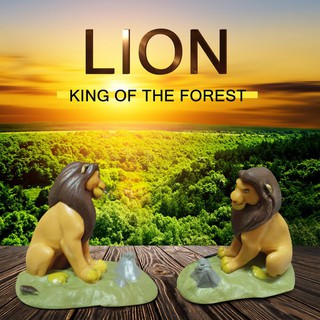 ✿READY STOCK✿The Lion King Figure Toy Model Collectible Souvenir Cute Doll Home Ornament