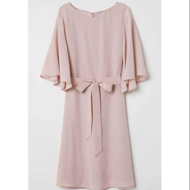 Váy dáng xuông thắt eo H&M - 14102946 , 1254834939 , 322_1254834939 , 680000 , Vay-dang-xuong-that-eo-HM-322_1254834939 , shopee.vn , Váy dáng xuông thắt eo H&M