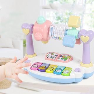 Đồ chơi đàn piano cho bé Đồ chơi âm nhạc Đồ chơi trí tuệ Bé gái Bé trai thumbnail