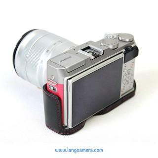 Bao da – Halfcase máy ảnh Fujifilm XA1, XA2, XA3, XA5, XA10, XA20, XM1
