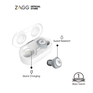 [Mã ELMALL300 giảm 7% đơn 500K] Tai nghe iFrogz earbud không dây Airtime