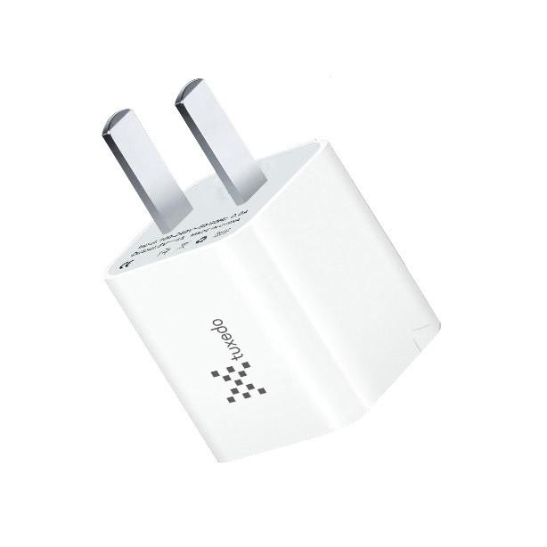 Củ sạc điện thoại Tuxedo A100 - 1A (hỗ trợ sạc nhanh) - 14126998 , 792812285 , 322_792812285 , 60000 , Cu-sac-dien-thoai-Tuxedo-A100-1A-ho-tro-sac-nhanh-322_792812285 , shopee.vn , Củ sạc điện thoại Tuxedo A100 - 1A (hỗ trợ sạc nhanh)