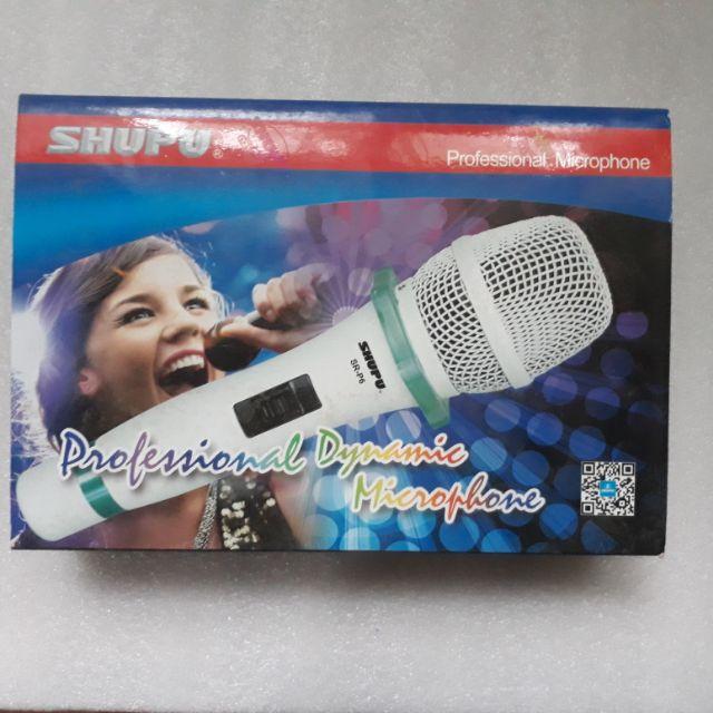 Mic dây shupu SM - 938