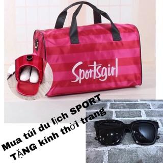 FREESHIP 50K_Mua túi du lịch sport girl tặng kính thời trang sành điệu thumbnail