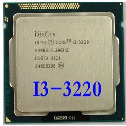 Cpu i3-3220 (3M 3.3Ghz)