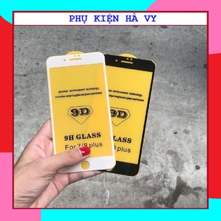 Kính cường lực iPhone full 9D 6 6S 6P 6SP 7 8 7P 8P X XR XMax 11 11Pro 11PRO MAX thumbnail
