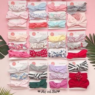 Set 3 tuban vải siêu xinh đáng yêu cho bé gái