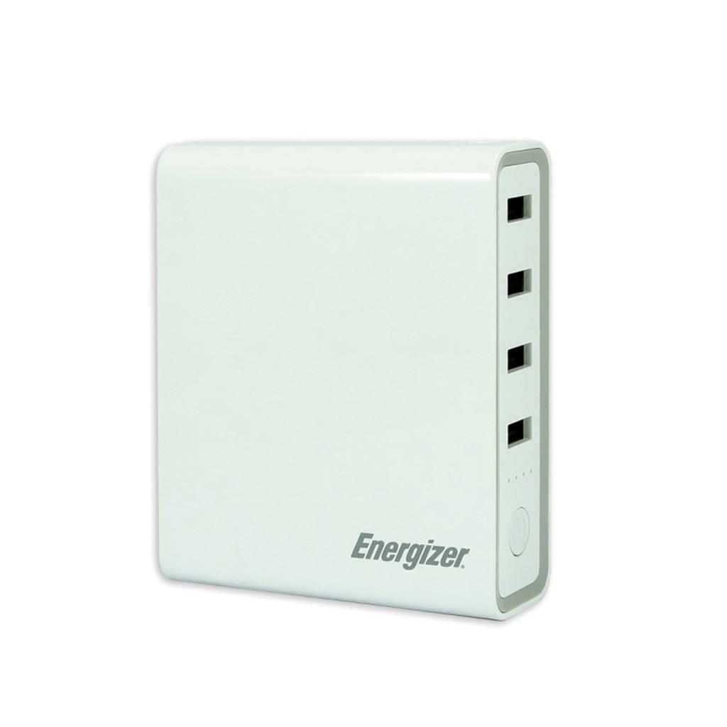Pin sạc dự phòng Energizer 20,000mAh màu trắng - XP20001PDWE (PD for MacBook and Type-C Laptop)