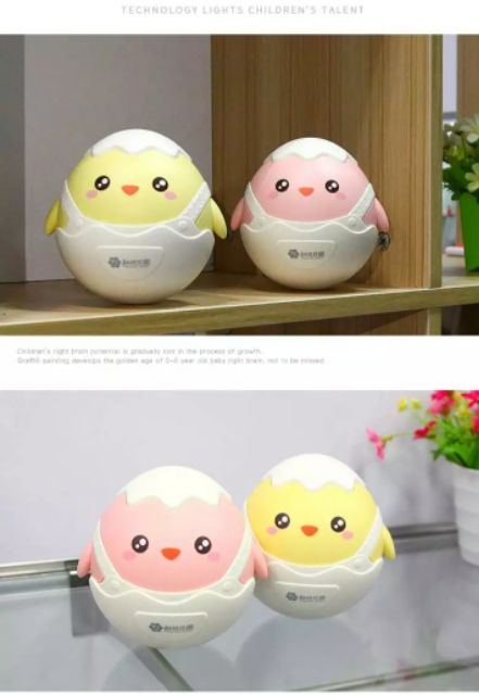 Lật đật KG trứng