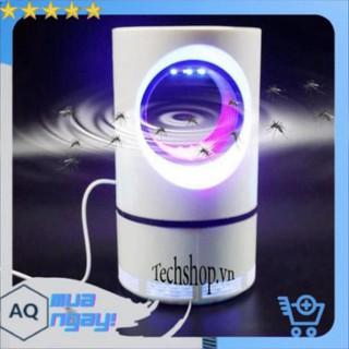 Đèn Bắt Muỗi, Máy Bắt Muỗi Kiêm Đèn Ngủ Jack Cắm USB Siêu Tiện Dụng