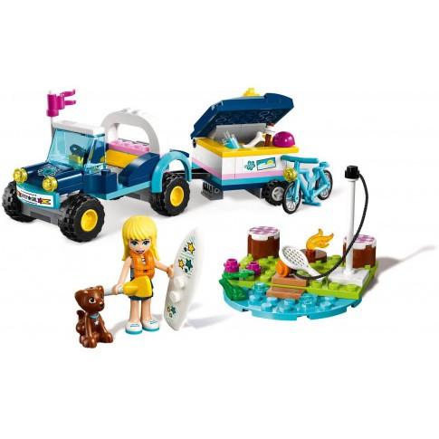 LEGO Friends 41364 - Xe Cắm Trại Của Stephanie