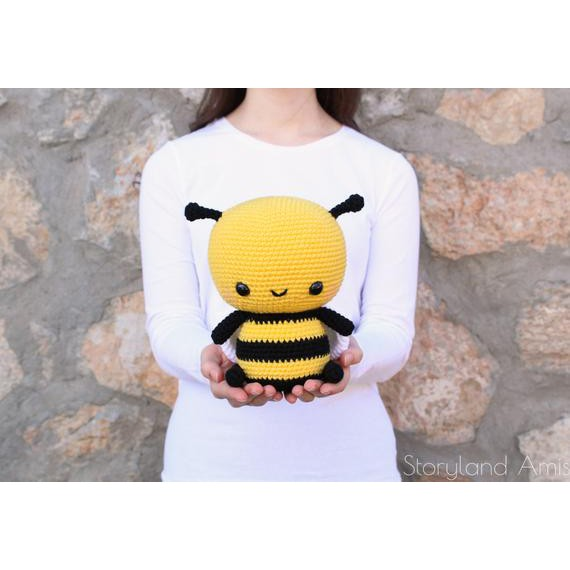 Ong Vàng Amis – Thú Len Handmade