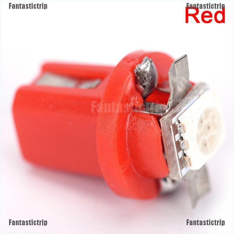 Bóng đèn Led 10X T5 B8.5D cho đồng hồ bảng điều khiển xe hơi