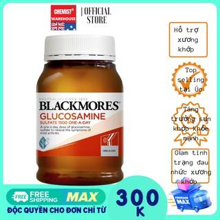 [Hàng ÚC] Blackmores Glucosamine 1500mg – Viên uống hỗ trợ xương khớp 180 viên