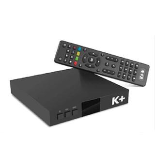Đầu thu kèm điều khiển 4K của K+