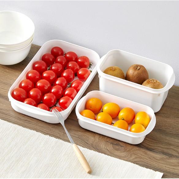 Hộp kín lưu trữ thực phẩm nhà bếp đa năng dùng được trong lò vi sóng