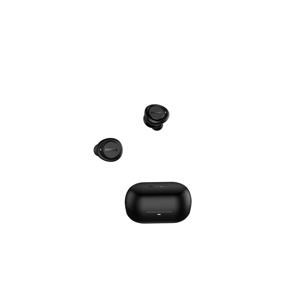 [Mã 267ELSALE hoàn 7% xu đơn 300K] Tai nghe Bluetooth Philips TAT1215BK/97 - Màu đen