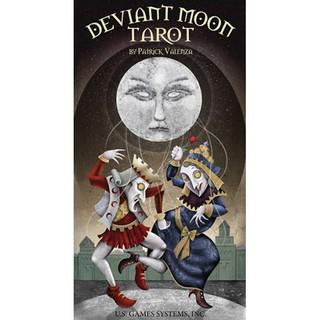 [Tarot] Deviant Moon Tarot – Bài Tarot Handmade