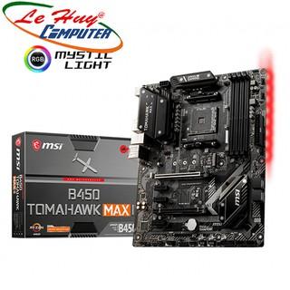 Bo mạch chủ - Mainboard MSI B450 TOMAHAWK MAX II thumbnail