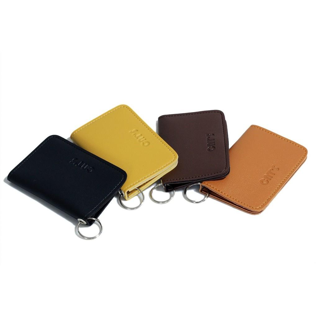Ví móc khóa cầm tay CNT VK01 mini xinh xắn