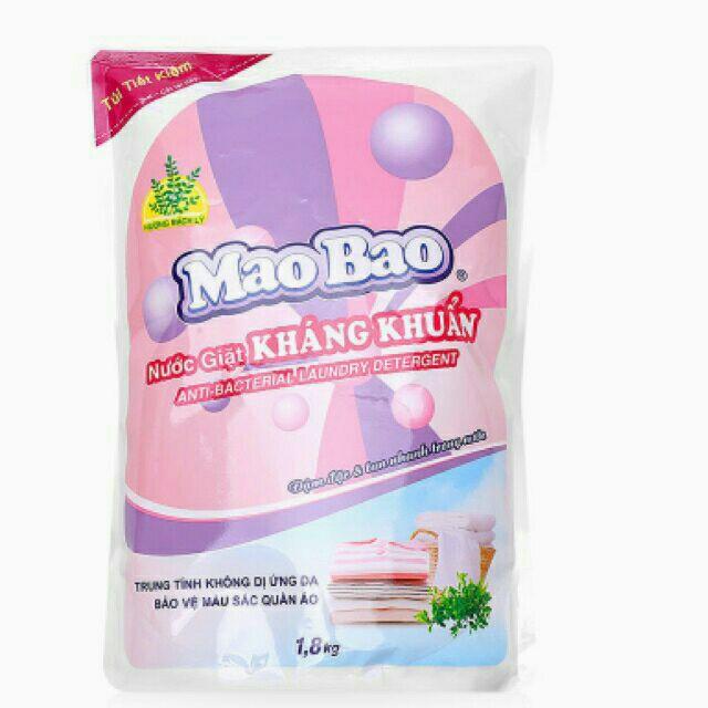 Nước giặt kháng khuẩn Mao Bao