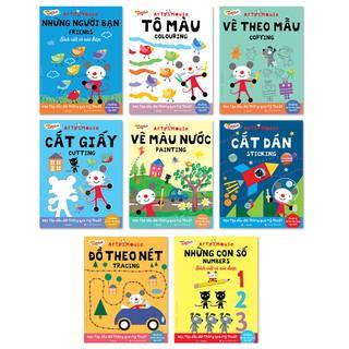 SÁCH - BỘ Bộ Sách Arty Mouse (Bộ Sách Học Tập Đầu Đời Thông Qua Mỹ Thuật) thumbnail