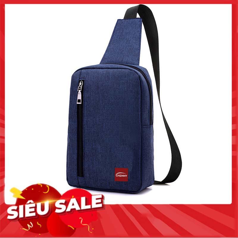 Túi đeo chéo cao cấp phong cách Hàn Quốc, chất liệu bền bỉ CHENNY - CN02
