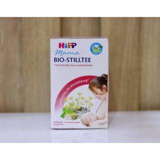 Trà Hipp lợi sữa tiêu chuẩn Bio hàng xách tay Đức