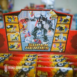 LEGO XẾP HÌNH SUPER HEROES AVENGERS (8 IN 1)