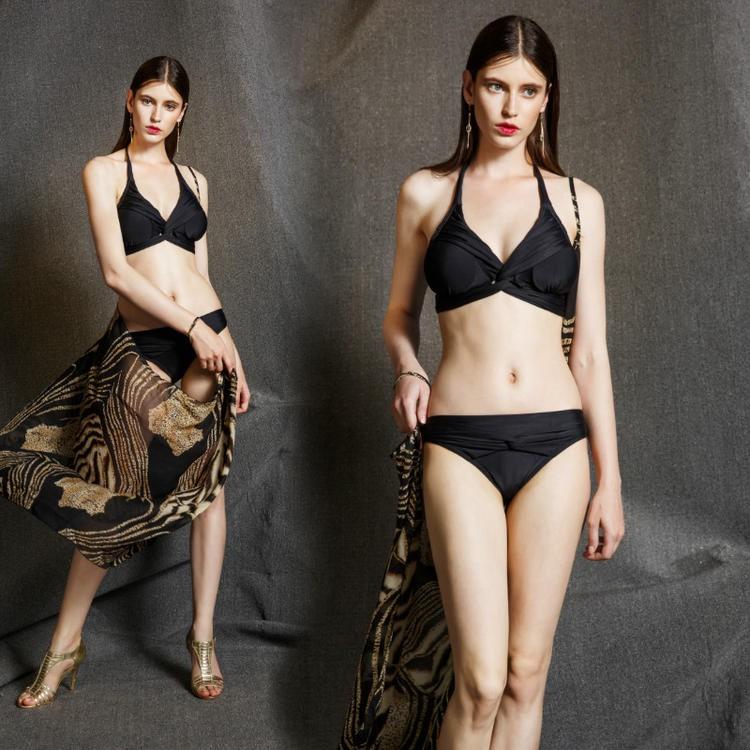 Bộ Đồ Bơi Bikini Quyến Rũ Thời Trang Cho Nữ
