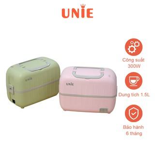 Hộp cơm cắm điện cao cấp, hộp cơm văn phòng UNIE UV 300W - Hàng chính hãng